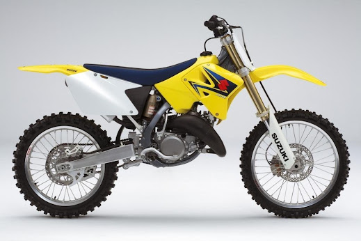 suzuki RM 125-manual-taller-despiece-mecanica