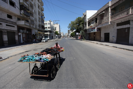 300,000 Workers Unemployed: Besieged Gaza Receives May 1 with Massive Unemployment (PHOTOS)