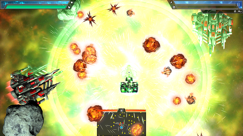 Starlost - Space Shooter Screenshot 6