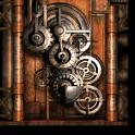 Steampunk Live Wallpaper Gears icon