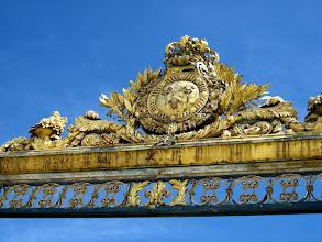 Photo: #002-La grille du château