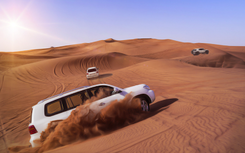 Crazy Drifting desert Jeep  -Safari prado race 20 1.0.1 Latest MOD APK 3