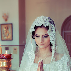 Wedding photographer Larisa Mostovaya (most13). Photo of 24.04.2016