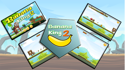 Banana King 2 1.0 screenshots 1