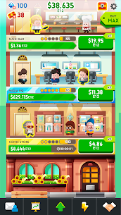 Cash Inc Money Clicker Game & Business Adventure Mod Unlimited Coins 10