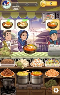 Warung Chain: Go Food Express- screenshot thumbnail