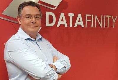 Allen Pascoe, head of the Robotic Process Automation unit, Datafinity.