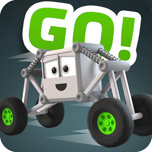 Rover Builder GO - Build, race, win! APK Cracked Download