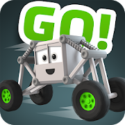 Rover Builder GO - Build, race, win!