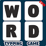 Word Typing Game Icon