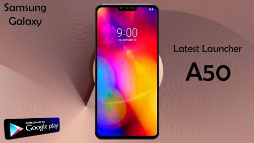 Tema para capturas de pantalla Galaxy A50 y A50s 4