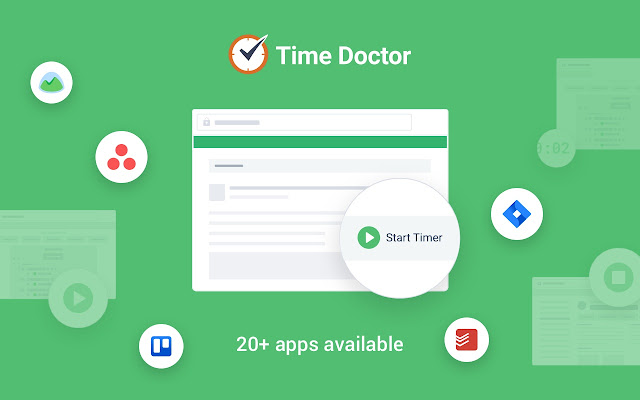 Time Doctor Chrome Extension