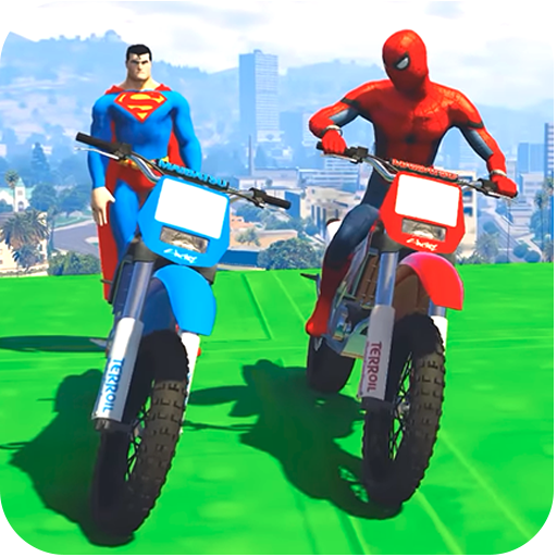 Moto Bike Racing Stunt Master: Free Kids Games