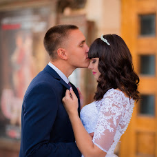 Wedding photographer Yana Strazheva (Love-photo). Photo of 04.12.2017