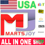 USA :All IN ONE Shopping App:All shopping sites US