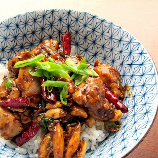 Real Kung Pao Chicken