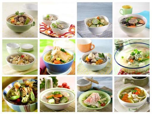 Resep Sup Sehat