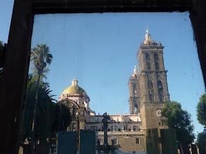Photo: Cathedral, Puebla