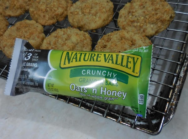These are the Breakfast bars I used, you can use whatever brand or flavor...