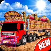 Eid Animals Truck Transport Simulator
