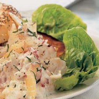 Hake Salad.