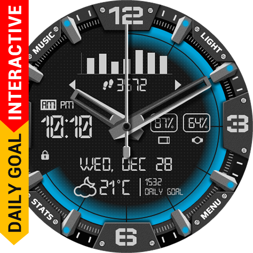 Delta Watch Face (app)
