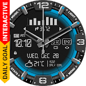 Delta Watch Face