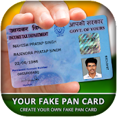 Fake Pan Card ID Maker