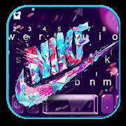 Free Download Polygon Sports Keyboard Theme APK for Samsung