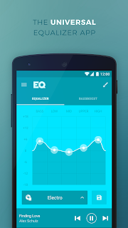 EQ - Music Player Equalizer screenshot 00