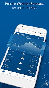 Morecast - Your Personal Weather Companion Screenshot
