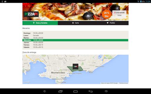 Pizzapi  screenshots 5