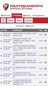 P2 Rastreamento screenshot 3