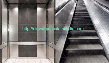 Photo: Elevator and Escalator is a company in INDIA which supplies lifts, elevators and escalators.