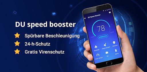 Du Speed Booster Optimierer Apps Bei Google Play