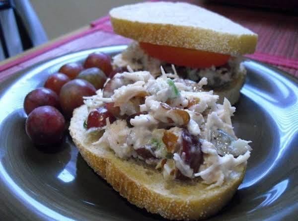 Quick & Easy Chicken Salad Recipe