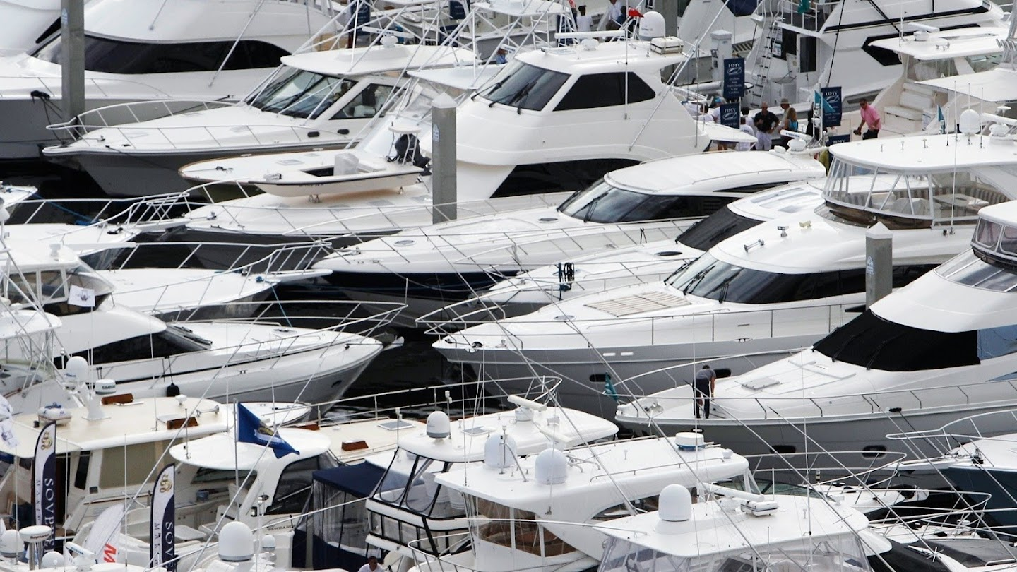 Watch Ft. Lauderdale Boat Show live