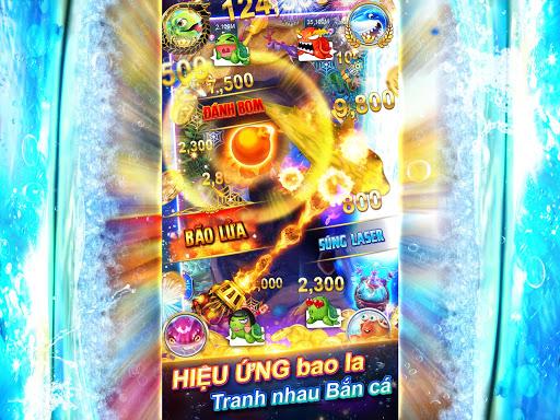 Cu00e1+: Ru00f9a Xanh - Bu1eafn cu00e1 online, thu1ee3 su0103n ban ca! 1.0052 screenshots 9