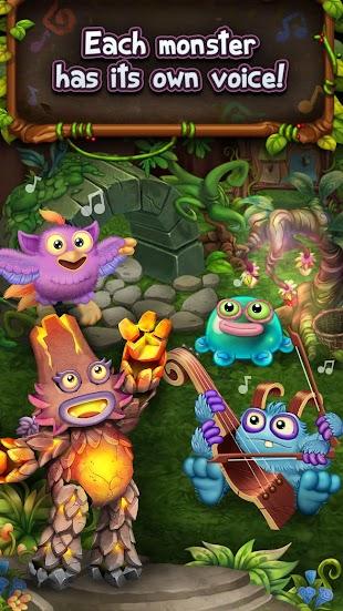 My Singing Monsters DawnOfFire- screenshot thumbnail