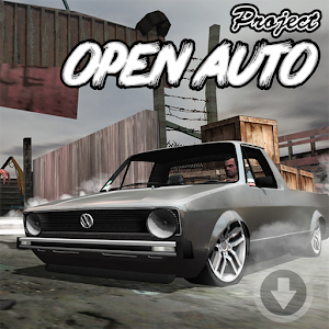 Project Open Auto City Beta for PC