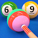 Pool Masters - One Shot Clear All Billiards Town - Androidアプリ