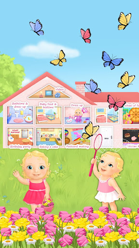 Sweet Baby Girl - Dream House and Play Time screenshot 1