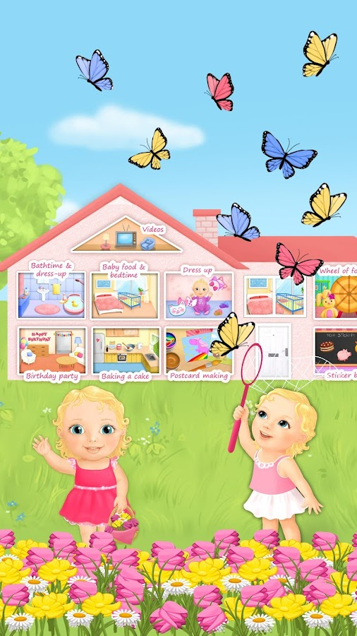 Sweet Baby Girl - Dream House and Play Time- screenshot