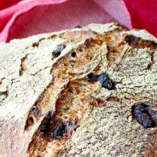 Fig and Walnut Bread Recipe