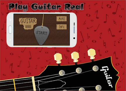Play Guitar Real - náhled