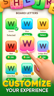 Word Life - Connect crosswords puzzle Screenshot