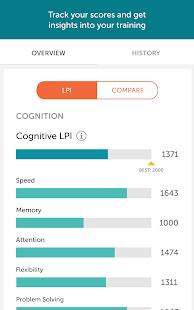 Lumosity - Brain Training Screenshot