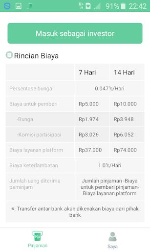 Pinjaman uang - Online Dana Tanpa Jaminan  screenshots 2