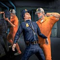 Grand Prison Escape: Transform Human Robot icon