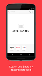 "QR Code Reader ""Q"" -FREE-- screenshot thumbnail"